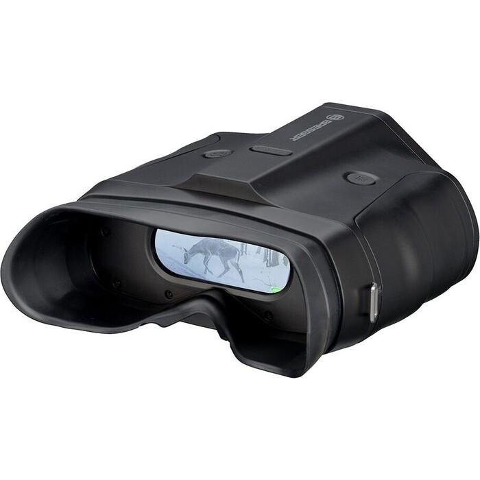 Фото - Бинокль ночного видения Bresser 3x20, цифровой цифровой мультиметр с клещами peakmeter pm2128