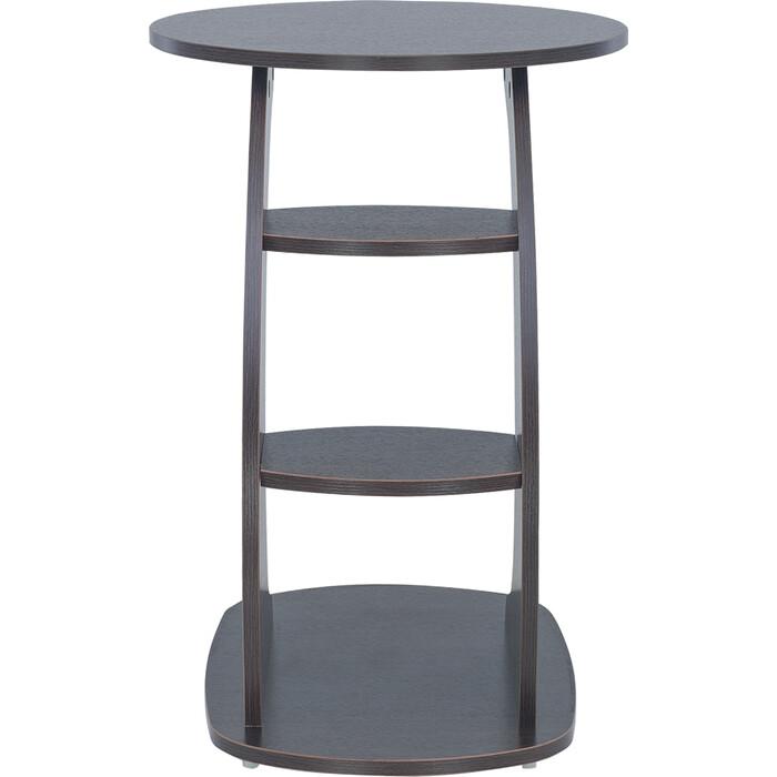 Подкатной столик Leset Стелс венге