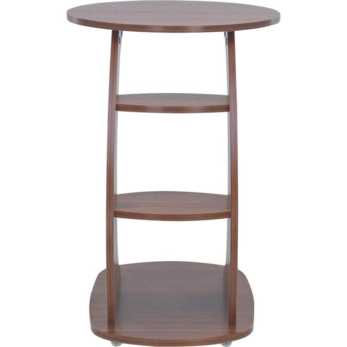 Подкатной столик Leset Стелс орех