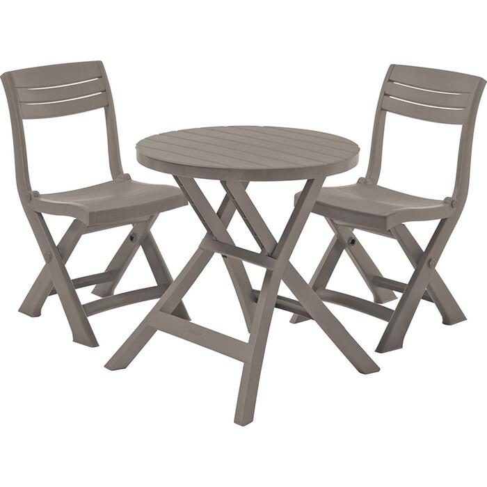 Набор мебели Keter Jazz cappuccino (231914)
