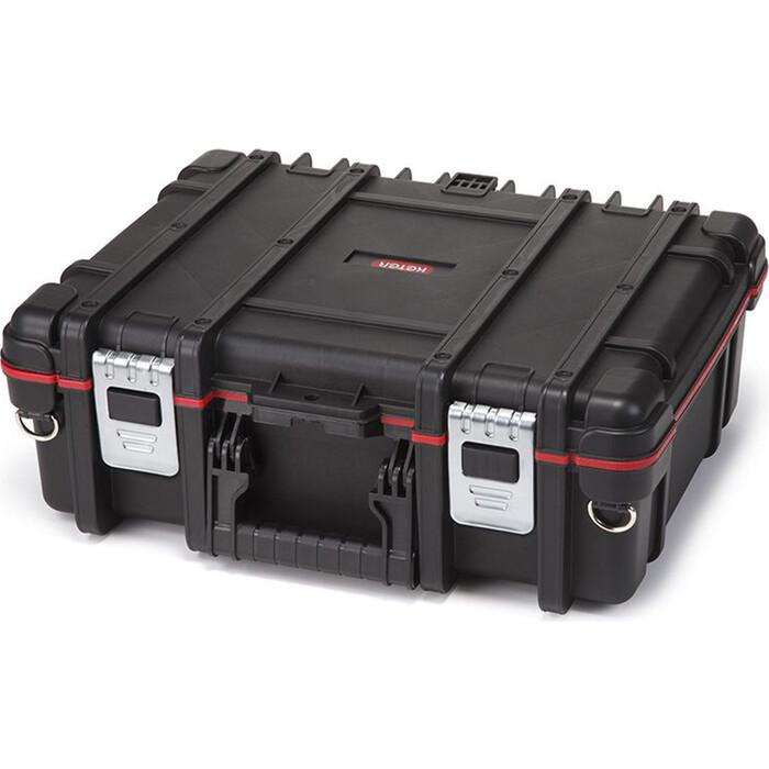 Ящик для инструментов Keter Technician Box BLACK -STD EuroPRO (237003)
