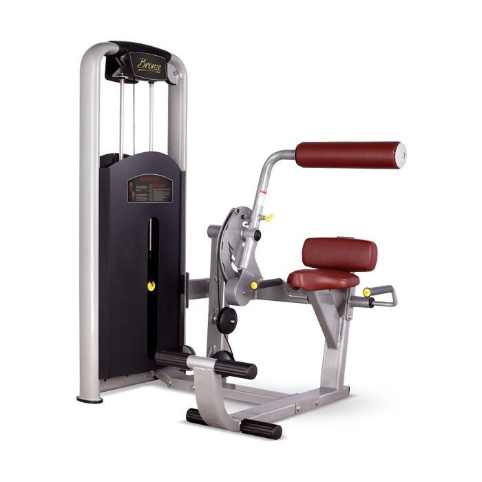 Разгибание спины Bronze Gym MV-009 коричневый