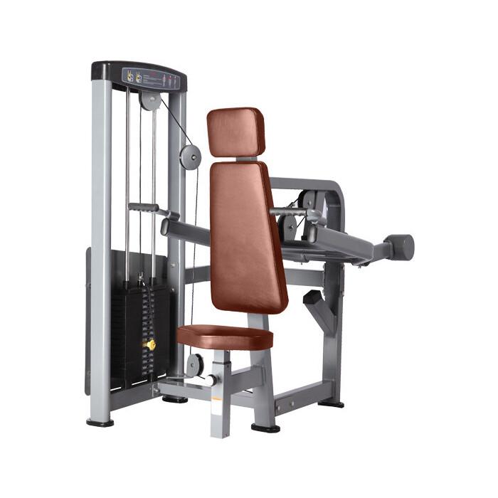Трицепс-машина Bronze Gym D-007, коричневый