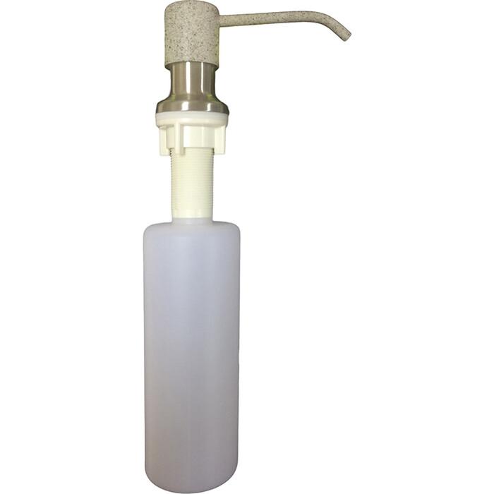 Дозатор для моющих средств Dr.Gans Форум DG серый Grey (709.722.0000.408)