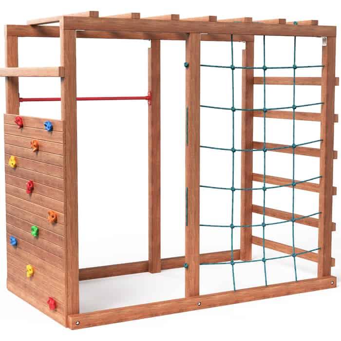 Детский игровой комплекс Можга Красная Звезда Р929