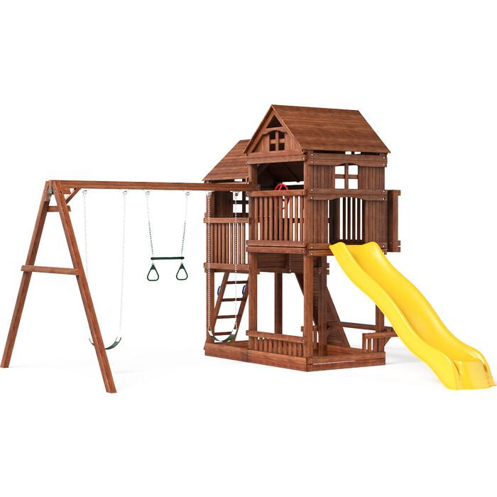 Детский игровой комплекс Можга Красная Звезда Р955