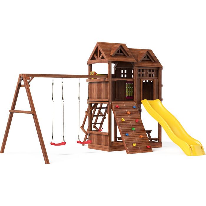 Детский игровой комплекс Можга Красная Звезда Р990