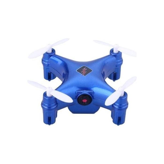 Радиоуправляемый квадрокоптер WLTOYS Q343 Mini WiFi Quadcopter RTF - WLT-Q343-Blue