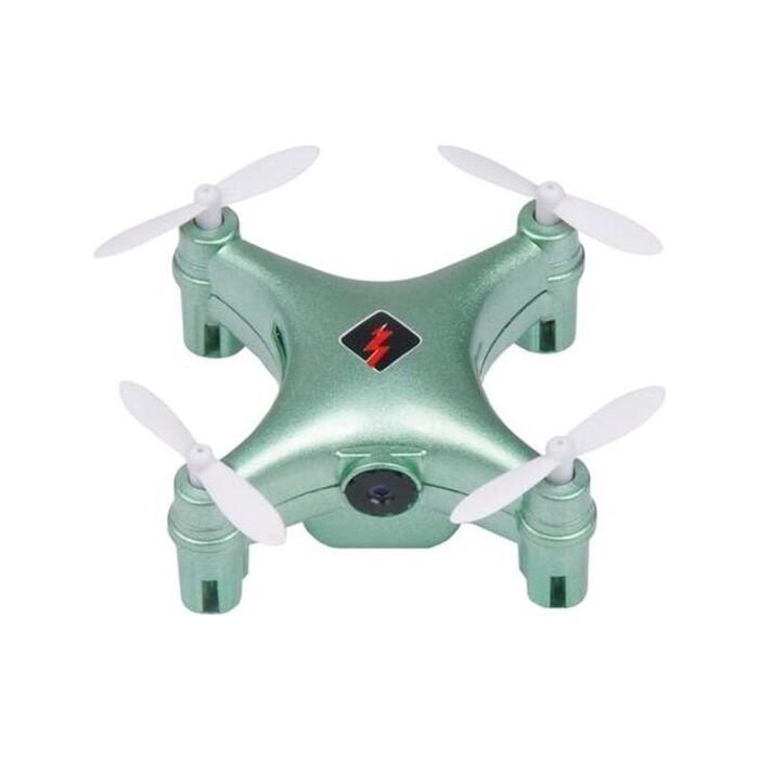 Радиоуправляемый квадрокоптер WLTOYS Q343 Mini WiFi Quadcopter RTF - WLT-Q343-Green