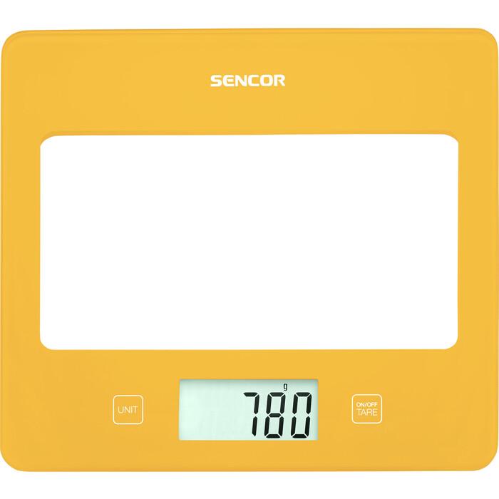 Кухонные весы Sencor SKS 5026YL