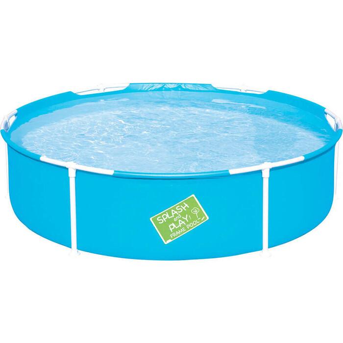 Каркасный бассейн Bestway 56283 BW My First Pool 152х38см, 580л, от 2 лет
