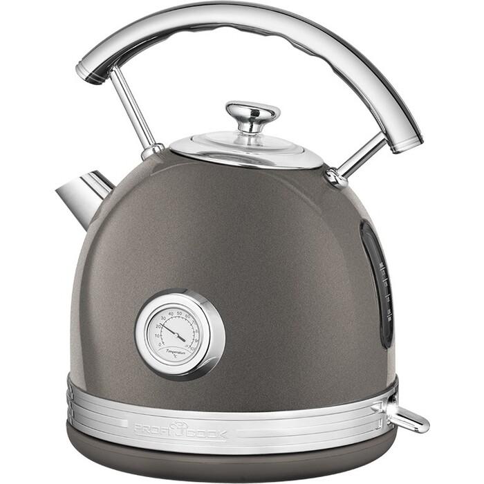 Чайник электрический Profi Cook PC-WKS 1192 anthrazit