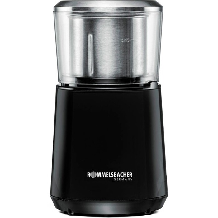 Кофемолка Rommelsbacher 120 black