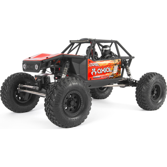 Радиоуправляемый багги Axial Capra 1.9 Unlimited Trail Buggy 4WD RTR масштаб 1:10 2.4G - AXI03000T1
