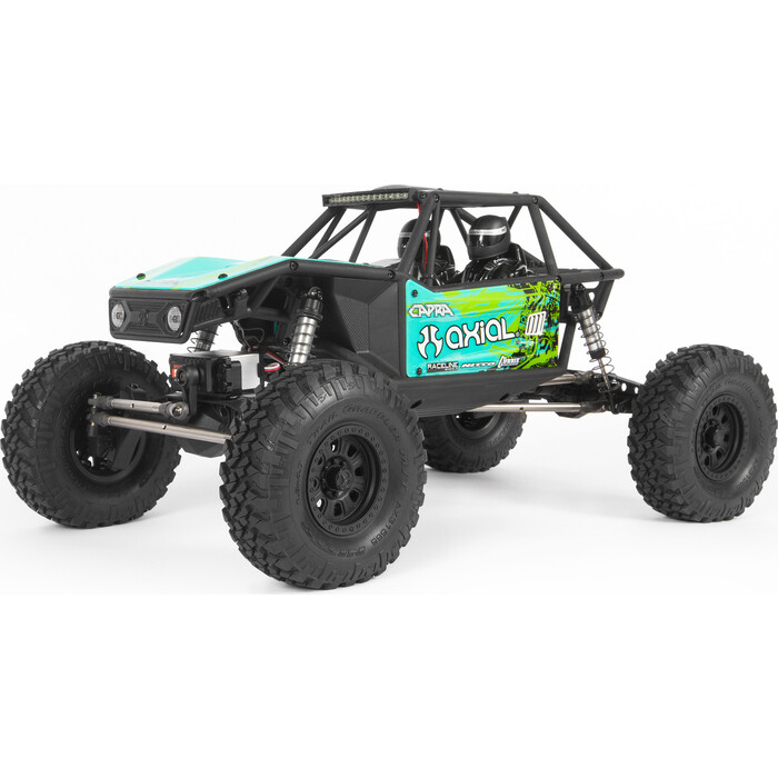 Радиоуправляемый багги Axial Capra 1.9 Unlimited Trail Buggy 4WD RTR масштаб 1:10 2.4G - AXI03000T2