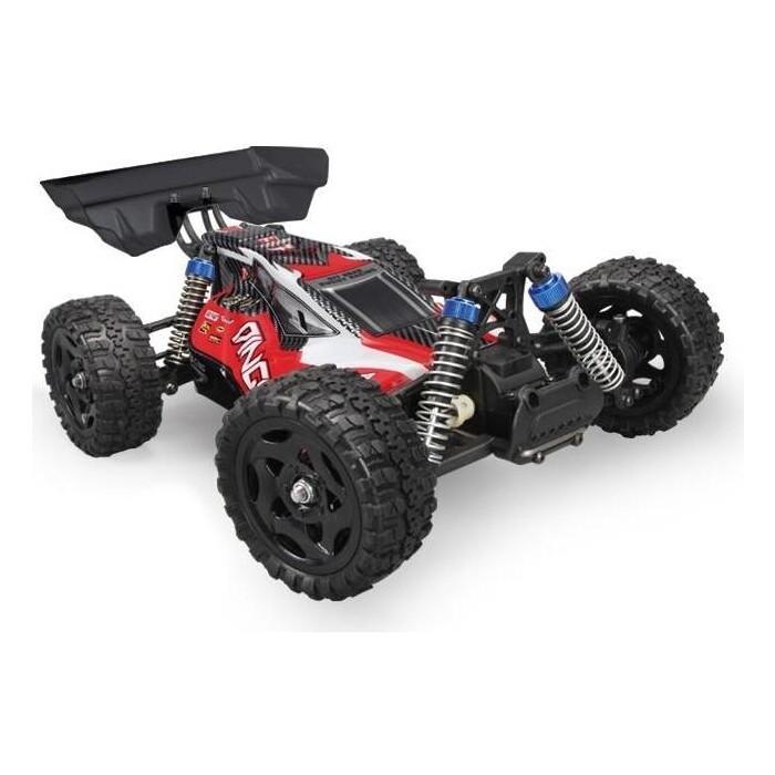 Радиоуправляемый багги Remo Hobby Dingo RH1655 4WD RTR масштаб 1:16 2.4G - RH1655-RED