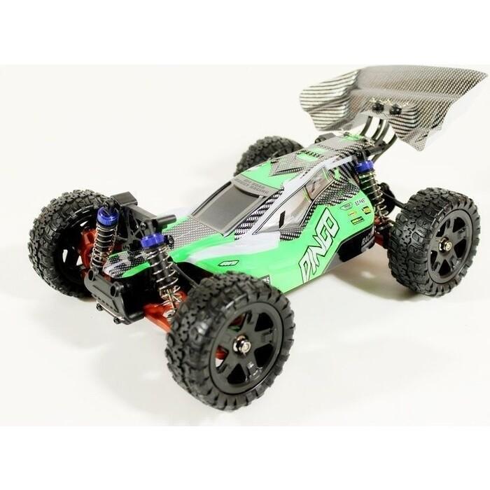 Радиоуправляемый багги Remo Hobby Dingo RH1655 4WD RTR масштаб 1:16 2.4G - RH1655UPG-GREEN