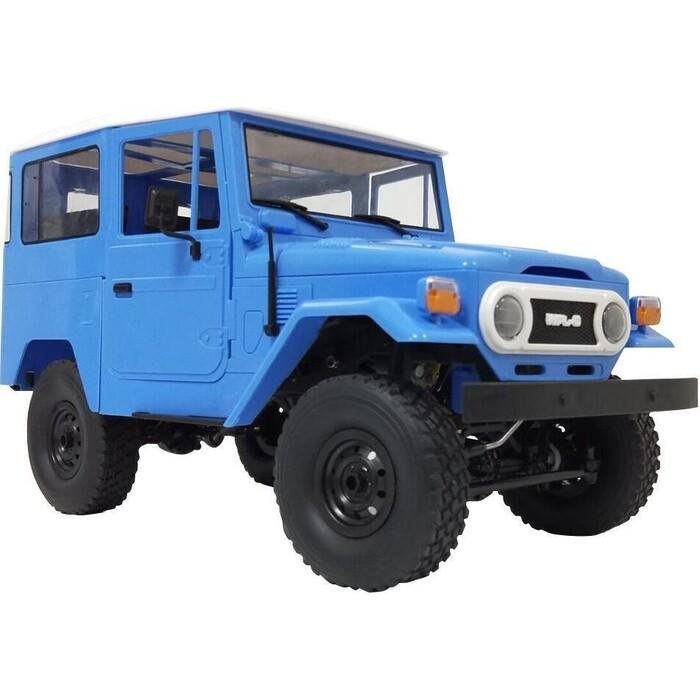 Радиоуправляемый внедорожник WPL Buggy Crawler RTR 4WD масштаб 1:16 2.4G - WPLC-34-Blue