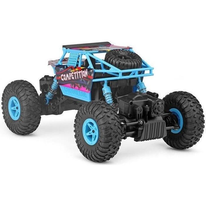 Радиоуправляемый краулер WLTOYS 18428-C 4WD RTR масштаб 1:18 2.4G - 18428-C-BLUE