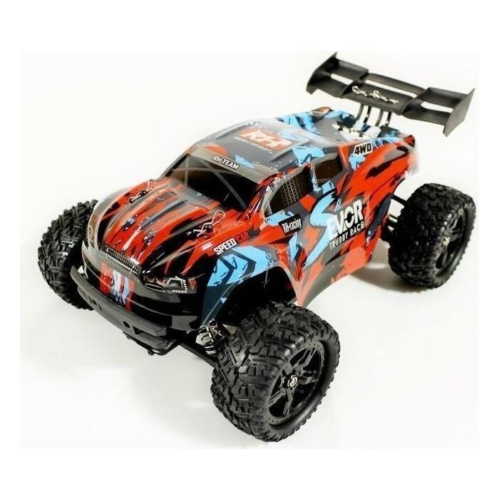 Радиоуправляемый трагги Remo Hobby S-EVOR 4WD RTR масштаб 1:16 2.4G - RH1661-RED