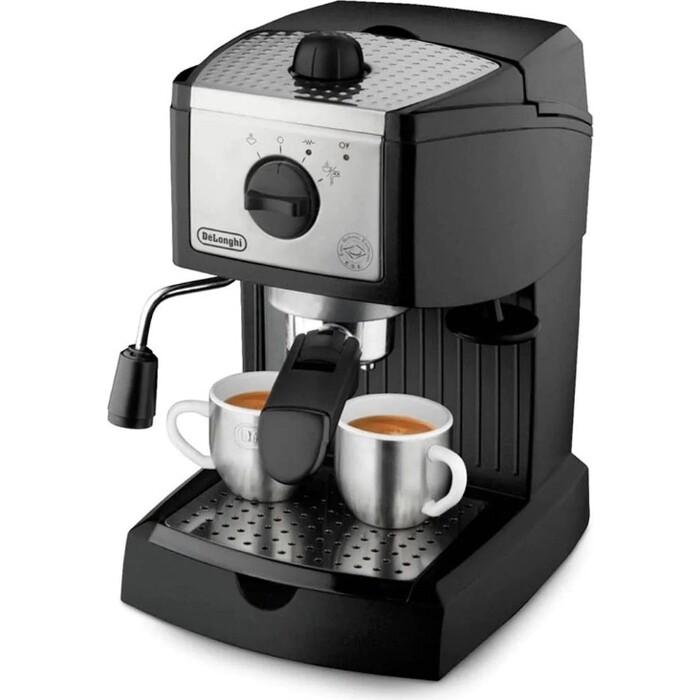 Фото - Кофеваркa DeLonghi EC 155.BK кофеварка delonghi ec 685 w