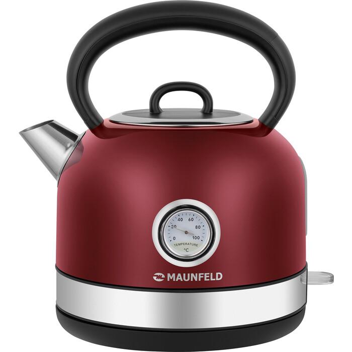 Фото - Чайник MAUNFELD MFK-623CH чайник электрический maunfeld mfk 624b