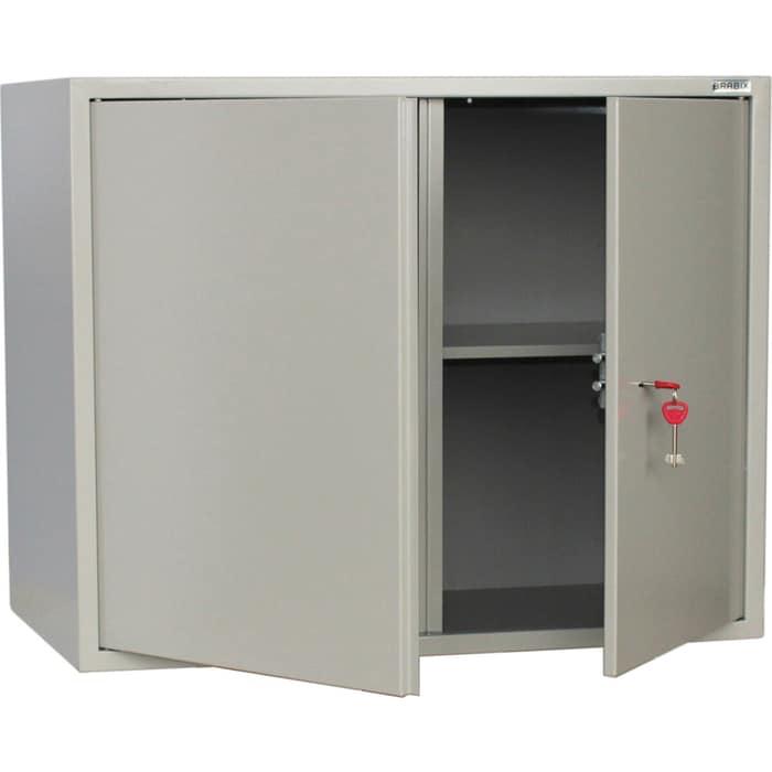 Шкаф металлический для документов (антресоль) Brabix KBS-09 сварной 291158 стеллаж miolla kbs 12