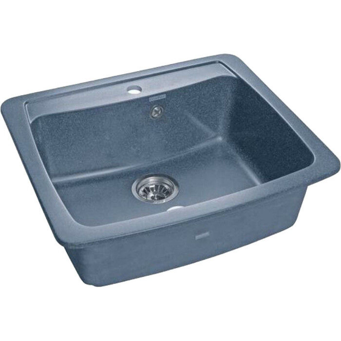 Кухонная мойка GranFest Standart GF-S605 графит