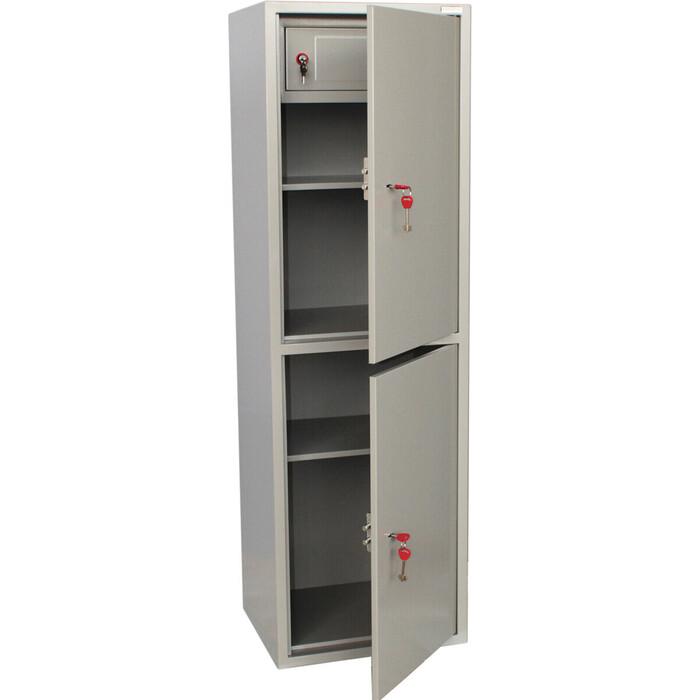 Шкаф металлический для документов Brabix KBS-032T трейзер, сварной 291157 стеллаж miolla kbs 12