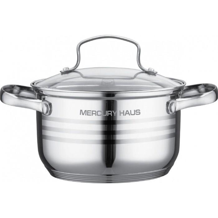Кастрюля Mercury 7.0 л (MC-7058)