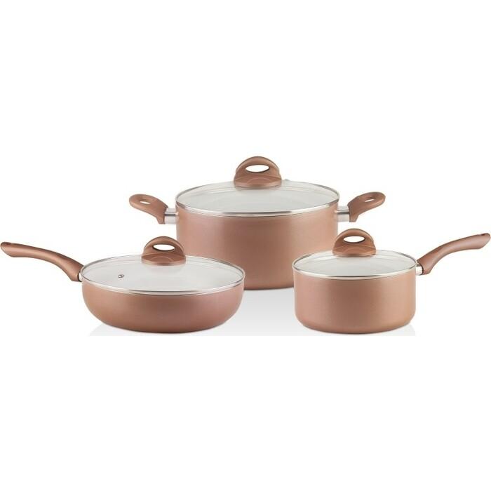 Набор посуды GALAXY 5 предметов (GL9507)