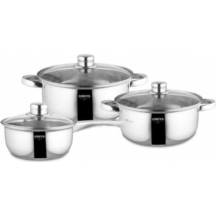 Набор посуды Greys 3 предмета (VKS-40-42)