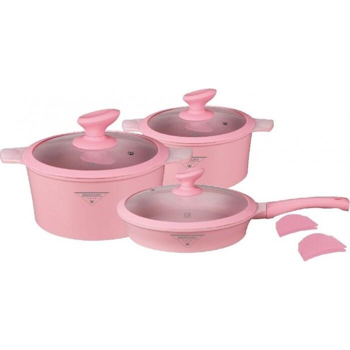 Набор посуды Mercury 10 предметов (MC-6365)