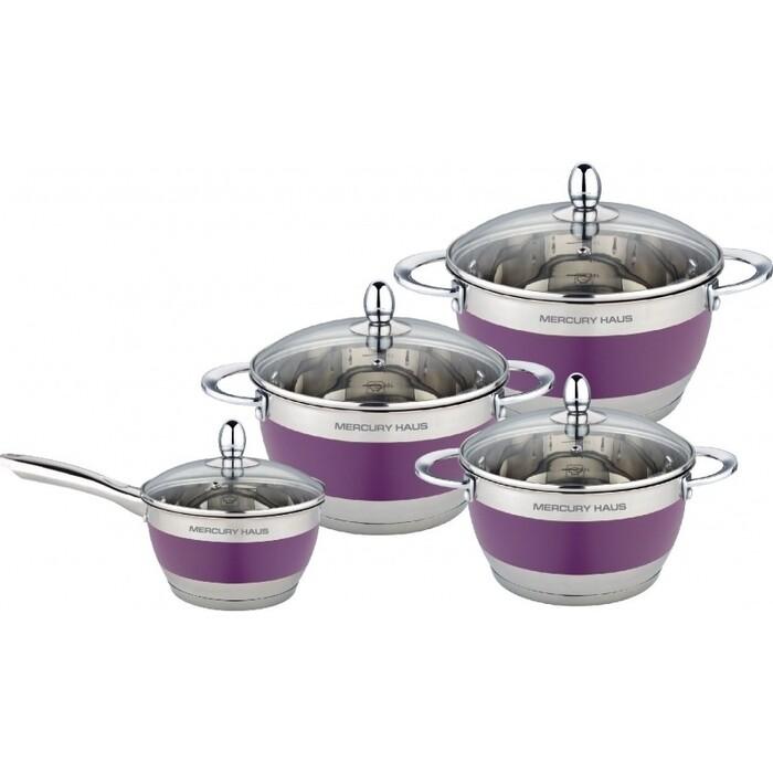 Набор посуды Mercury 6 предметов (MC-7016)