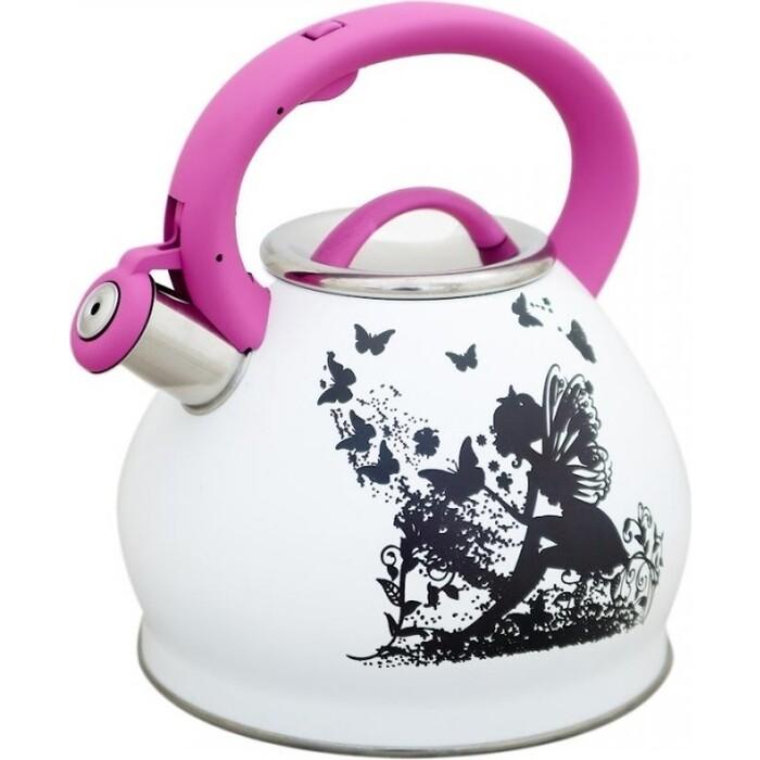 Чайник со свистком Катунь 1.8 л (KT -126) чайник катунь kt 109 3 л