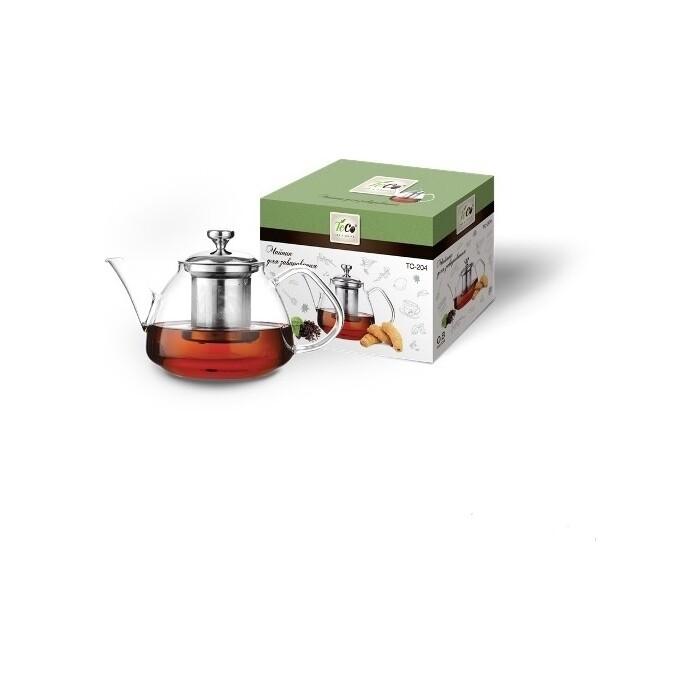 Чайник заварочный Teco 0.45 л (TC-204) недорого