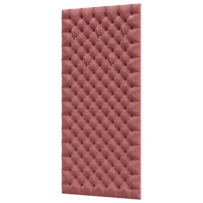 Панель стеновая с крючками Принцесса Мелания Графтон прихожая 0829.M1.B950.20 95x200 (bella 20)