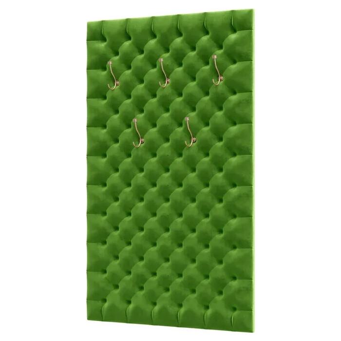 Панель стеновая с крючками Принцесса Мелания Графтон прихожая 0819.M1.B950.10 95x155 (bella 10)