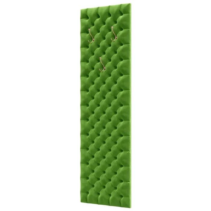 Панель стеновая с крючками Принцесса Мелания Графтон прихожая 0826.M1.B650.10 65x200 (bella 10) недорого
