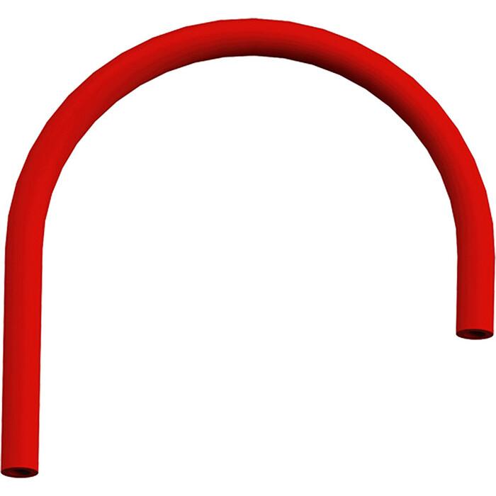 Сменный излив Omoikiri Kanto OT-01-R гибкий красный (4996001)