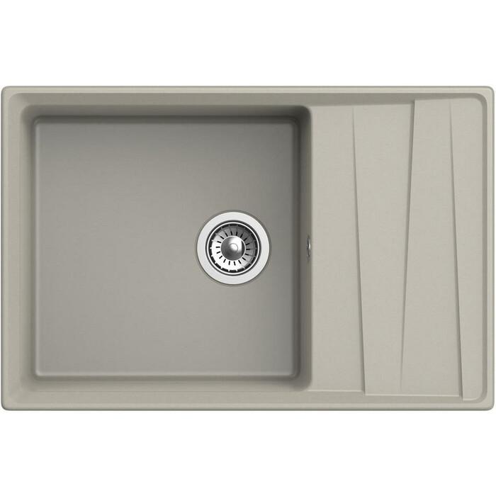 Кухонная мойка GranFest Level GF-LV-760L топаз