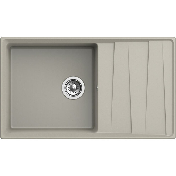 Кухонная мойка GranFest Level GF-LV-860L топаз