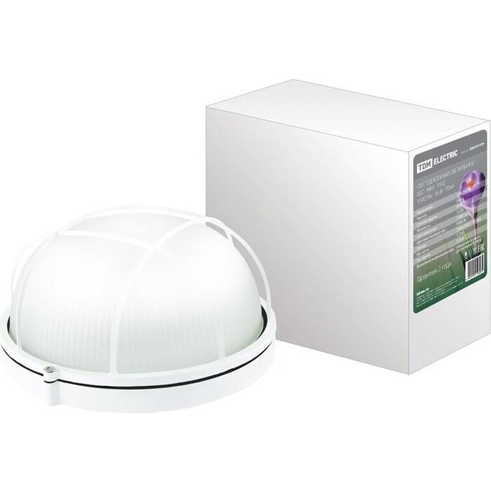 Светильник TDM ELECTRIC Светодиодный LED ЖКХ 1102 1500 Лм 16 Вт IP54 светильник светодиодный аргос трейд дбп жкх эконом 7983793