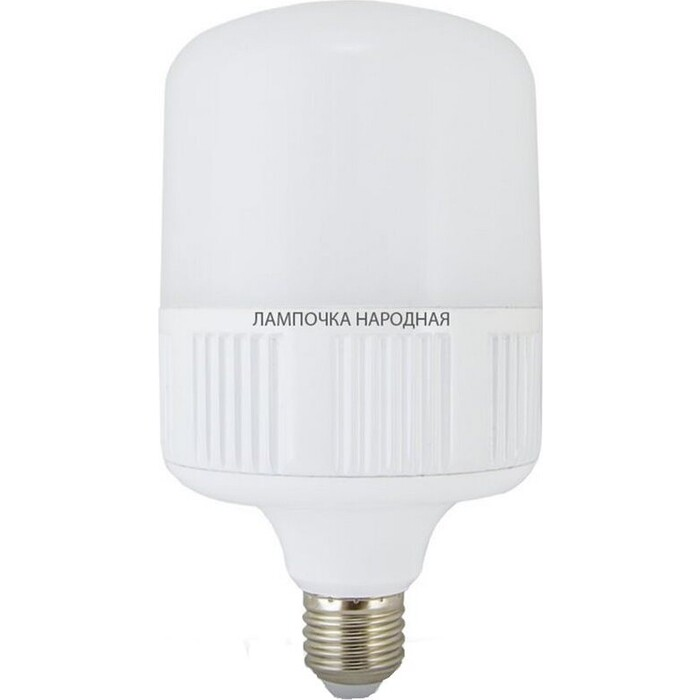 Лампа TDM ELECTRIC светодиодная T-60 Вт-230 В-4000 К-E27 (160x265 мм) НАРОДНАЯ