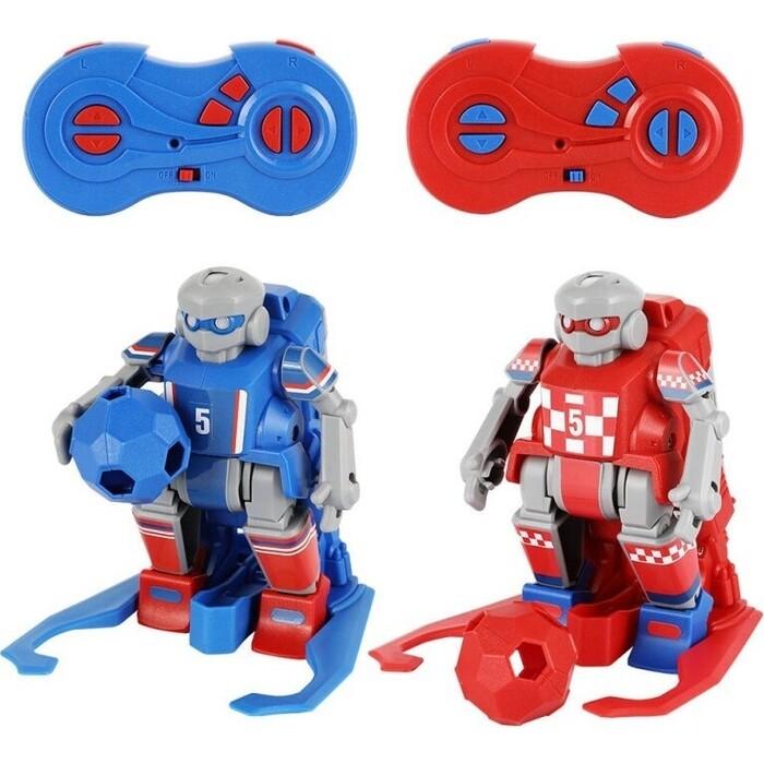 Радиоуправляемые роботы-футболисты Crazon Soccer Robot - CR-1902A