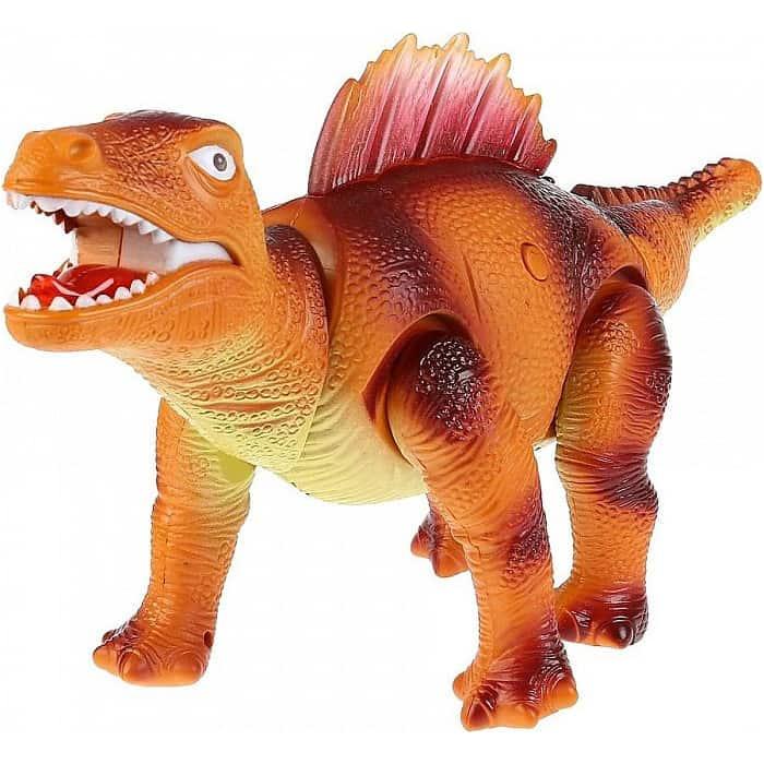 Фото - Радиоуправляемый динозавр CS Toys Диметродон (38 см, свет, звук) - 9983 радиоуправляемый динозавр cs toys тираннозавр rs6124a
