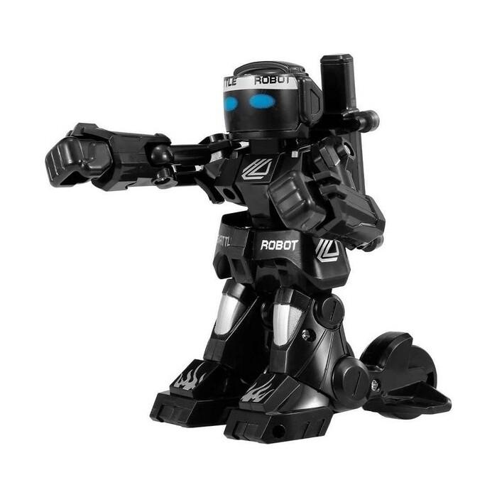 Радиоуправляемый робот боксер Happy Cow KINGCRAFT 2.4G - 777-615 Black