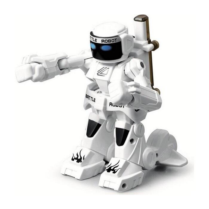 Радиоуправляемый робот боксер Happy Cow KINGCRAFT 2.4G - 777-615 White