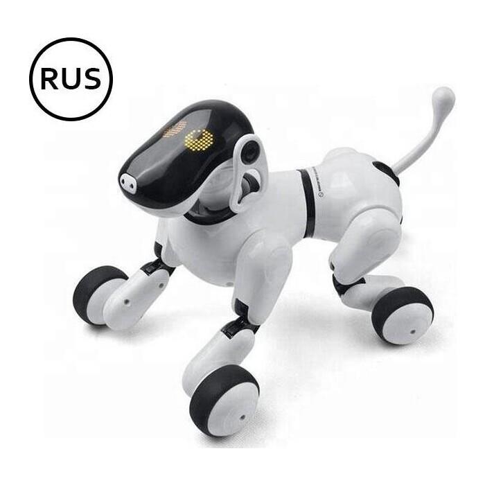 Интеллектуальный щенок-робот собака RToy Дружок APP (русифицированная) - RT18023