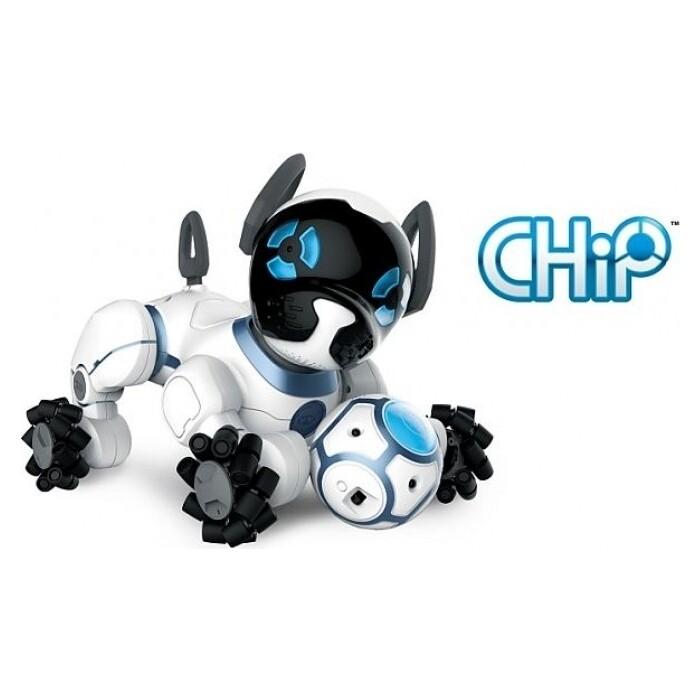 Робот собака WowWee Ltd CHIP - 0805